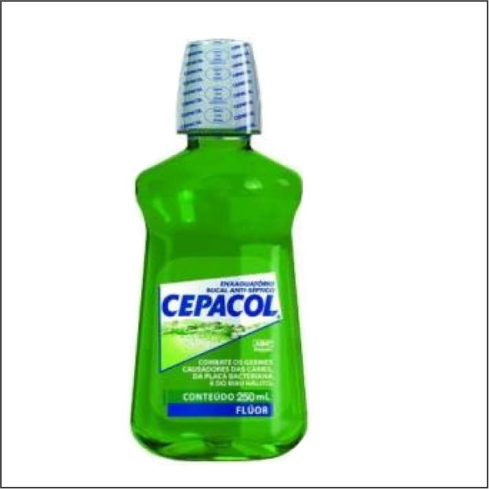 ANTISEPTICO BUCAL CEPACOL 250ML FLUOR