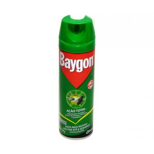 INSETICIDA BAYGON ACAO TOTAL 300ML
