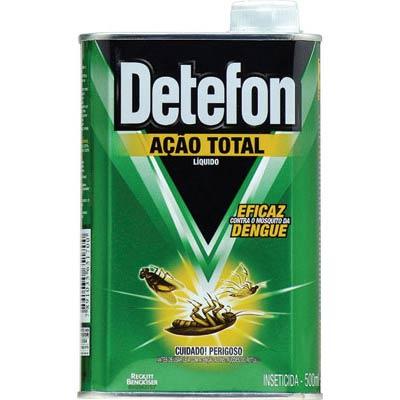 INSETICIDA DETEFON MATA TUDO LIQ 500ML