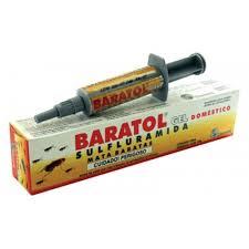 INSETICIDA GEL BARATOL 10G