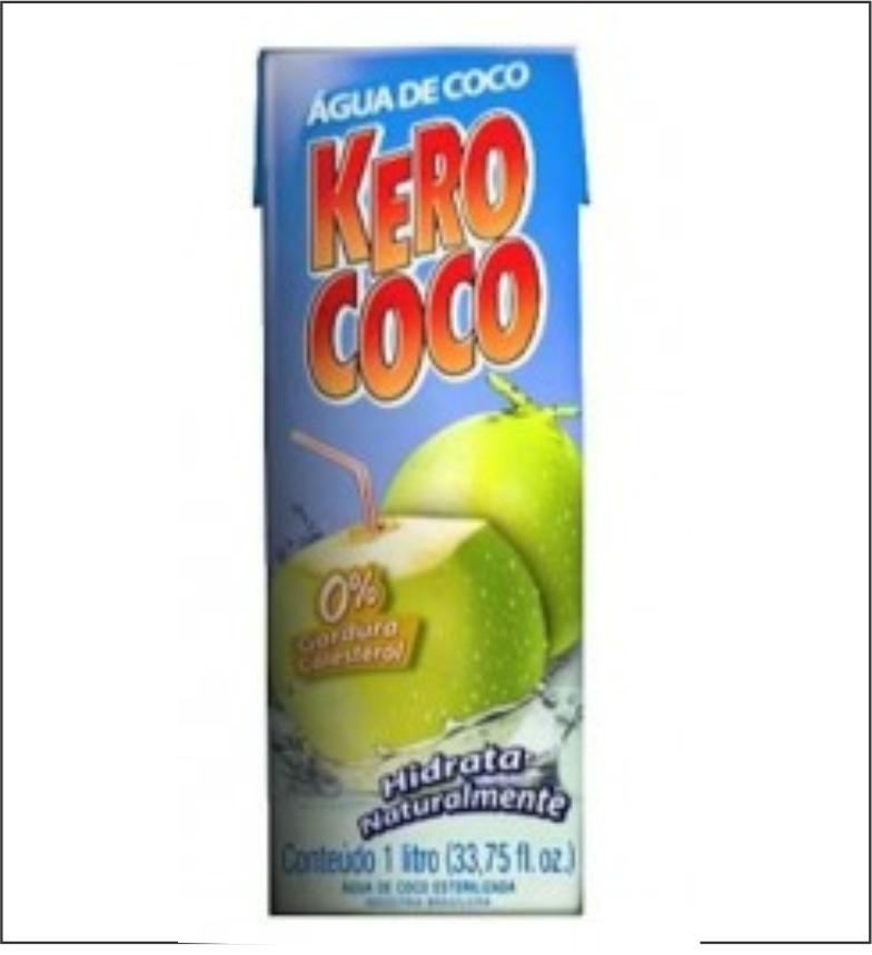 AGUA DE COCO TP KERO COCO 1000ML