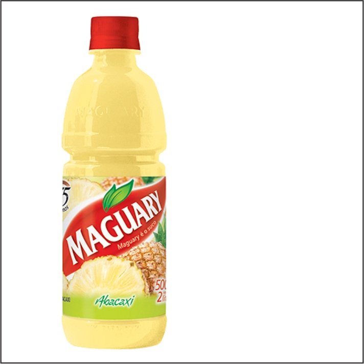 SUCO CONCENTRADO MAGUARY 500ML PET ABACAXI