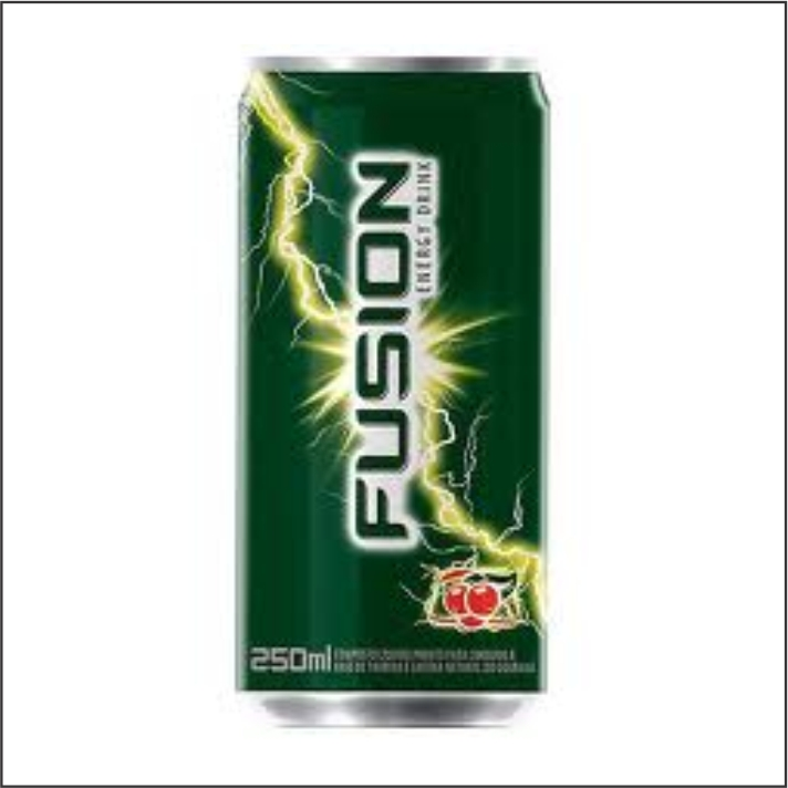 ENERGETICO FUSION 250ML