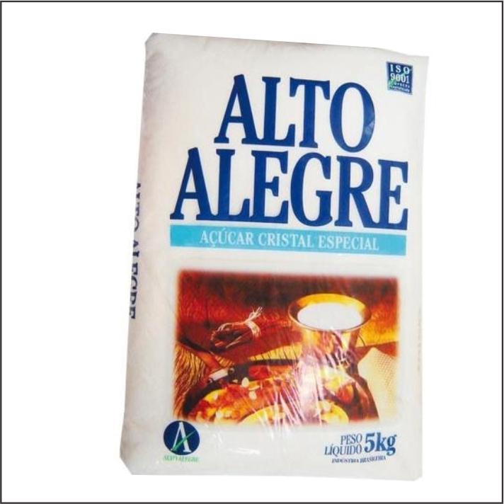 ACUCAR CRISTAL ALTO ALEGRE 5KG