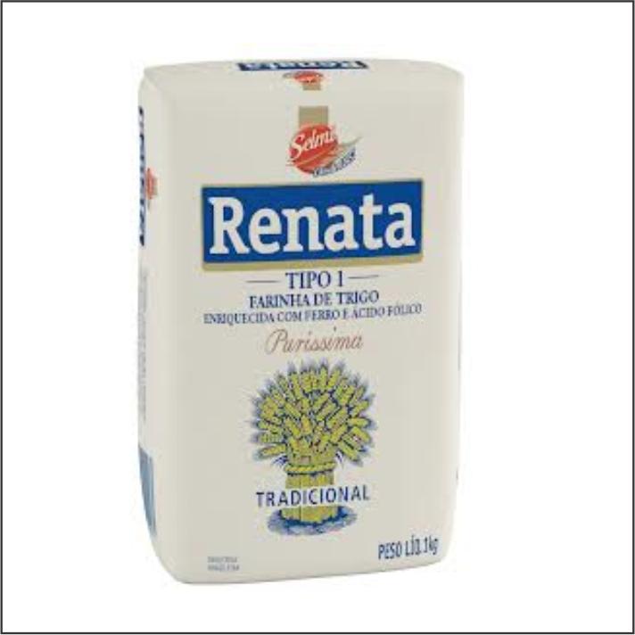 FARINHA TRIGO RENATA 1KG