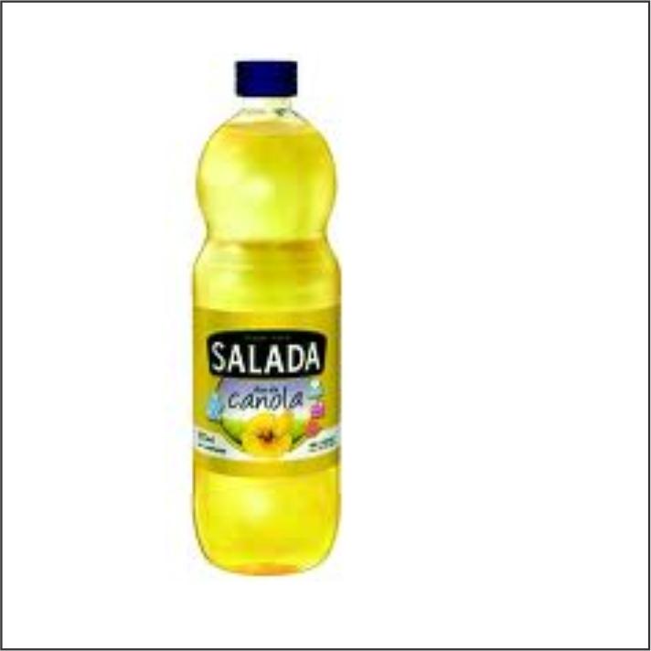 OLEO SALADA CANOLA 900ML