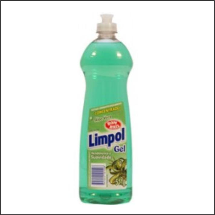 LAVA LOUCAS LIQ LIMPOL GEL 511G ALOE VERA