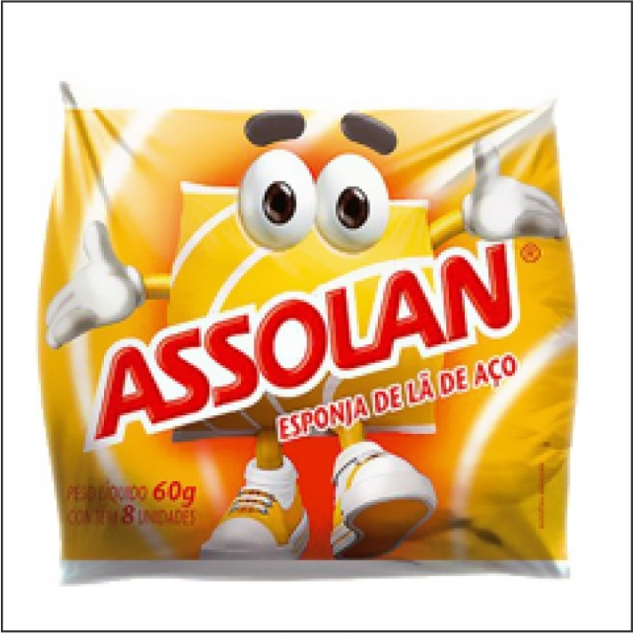 LA ACO ASSOLAN 60G COM 8