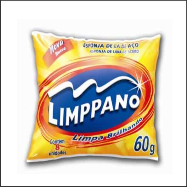LA ACO LIMPPANO 60G COM 8