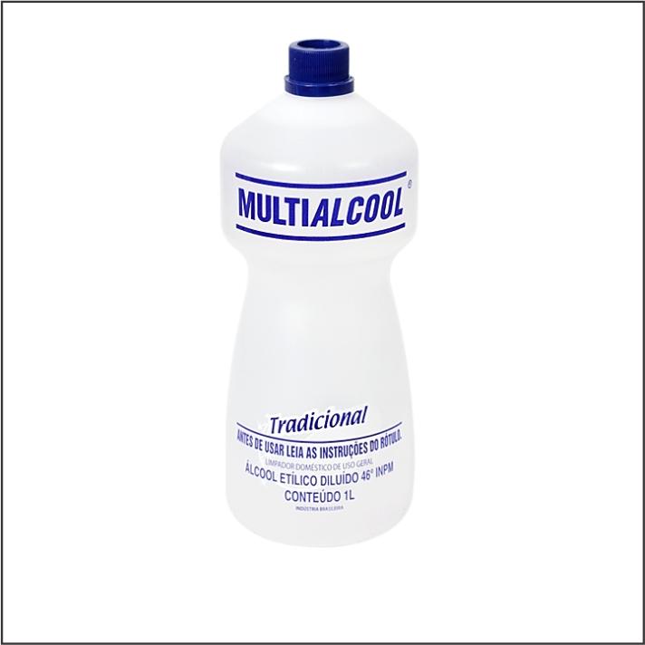 ALCOOL MULTALCOOL 46IN 1L