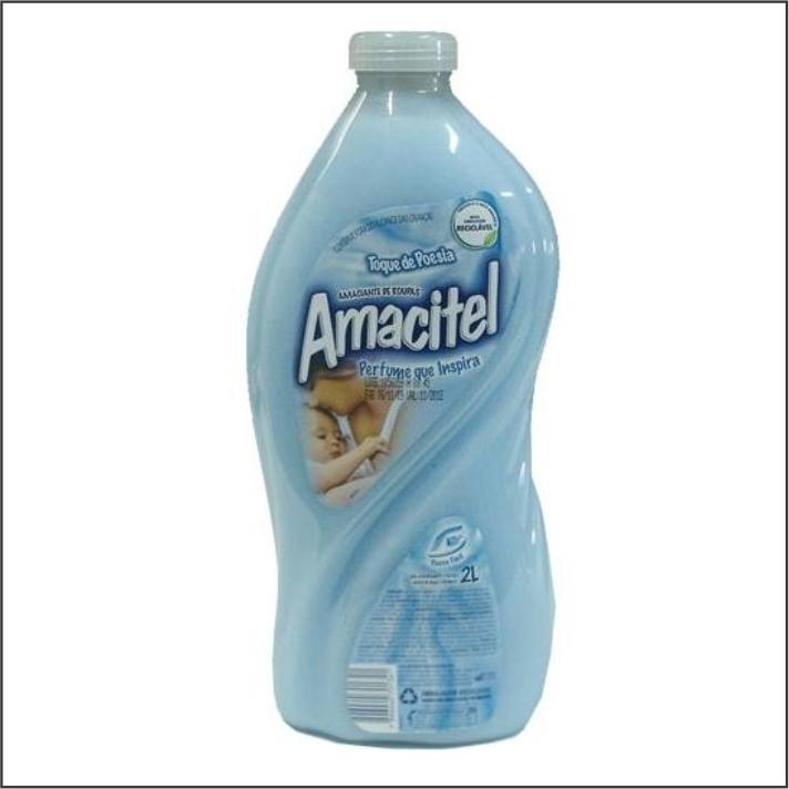 AMACIANTE AMACITEL 2L TOQUE AZUL