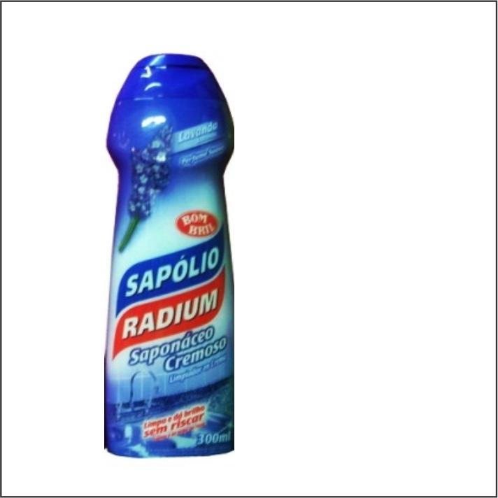 SAPOLIO RADIUM CR 300ML LAVANDA