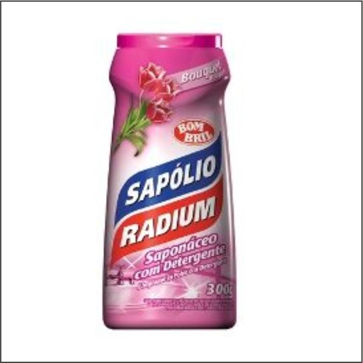 SAPOLIO RADIUM PÓ 300G BOUQET