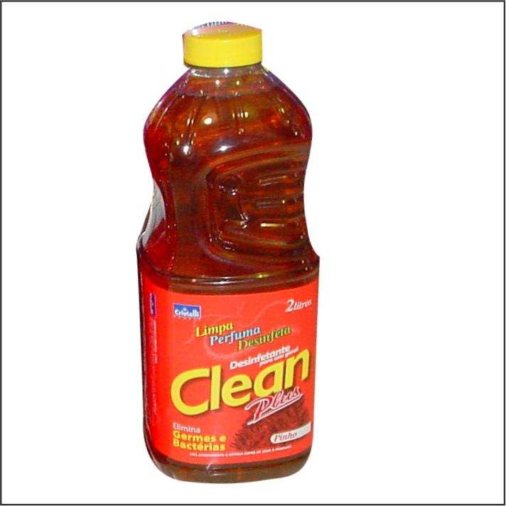 DESINF CLEAN PLUS 2L PINHO