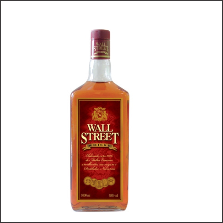 WHISKY WALL STREET 1L